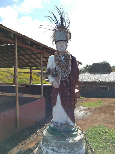 Hanga Piko, Isla de Pascua