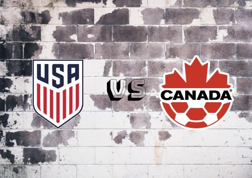 Estados Unidos vs Canadá  Resumen