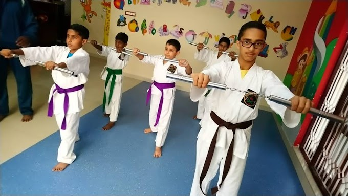 Kindergartens in Koramangala  - Hobby Classes - Karate