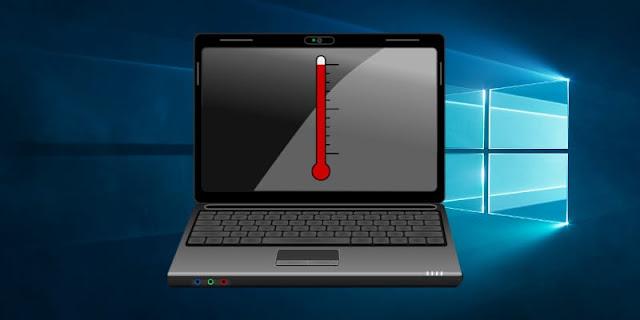 طريقة معرفة درجة حرارة المعالج فى الكمبيوتر