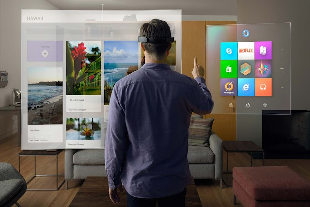 Outlook tendrá su app para HoloLens