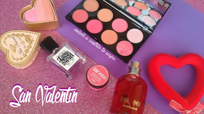 Autoregalos Beauty para San Valentín