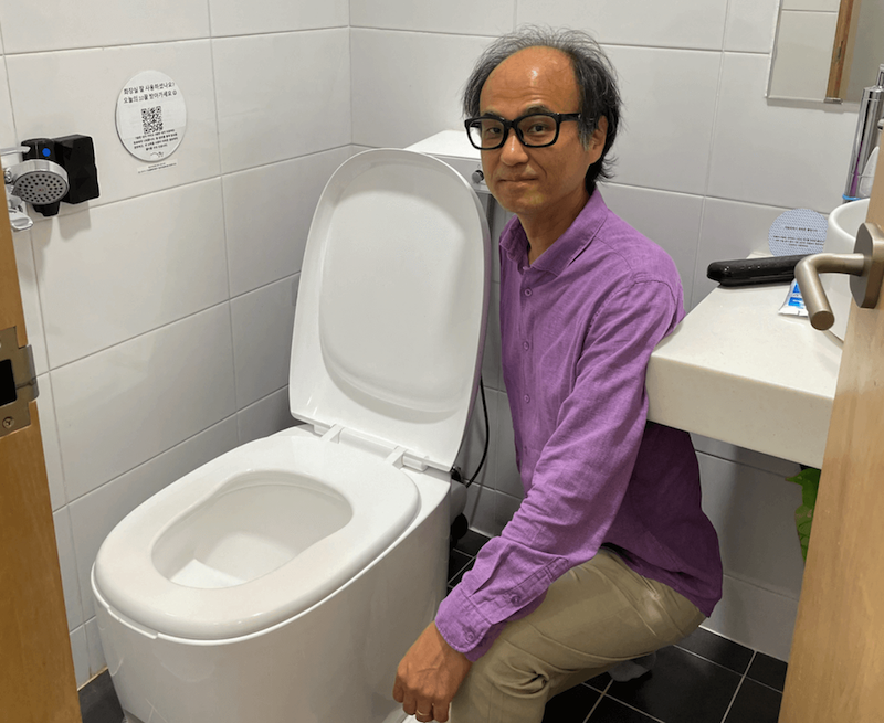 ICYMI: South Korean professor develops BeeVi toilet, turns human waste to fuel and cryptocurrency