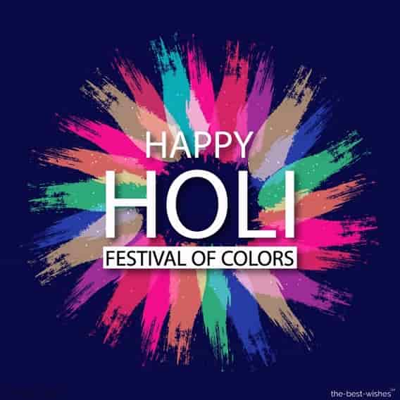 holi wishes and images