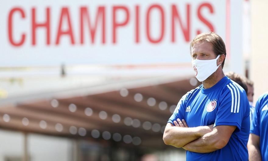 Σταματέλος: «Οι σκέψεις του Μαρτίνς για τον τελικό του Κυπέλλου»