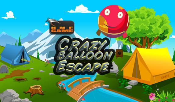Play KnfGames Crazy Balloon Es…