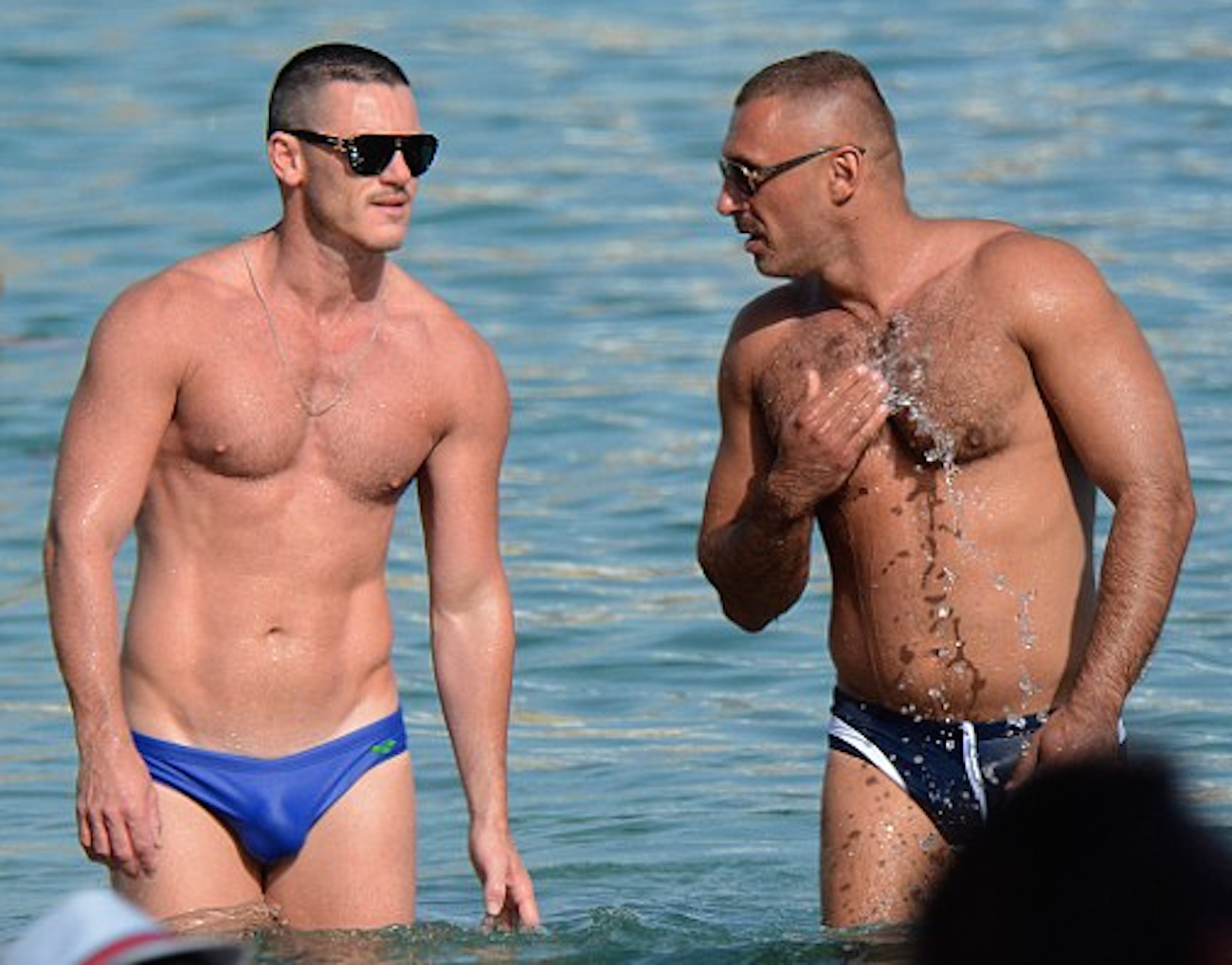 luke evans is not gay