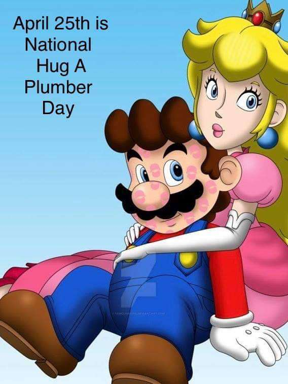 National Hug a Plumber Day Wishes Sweet Images
