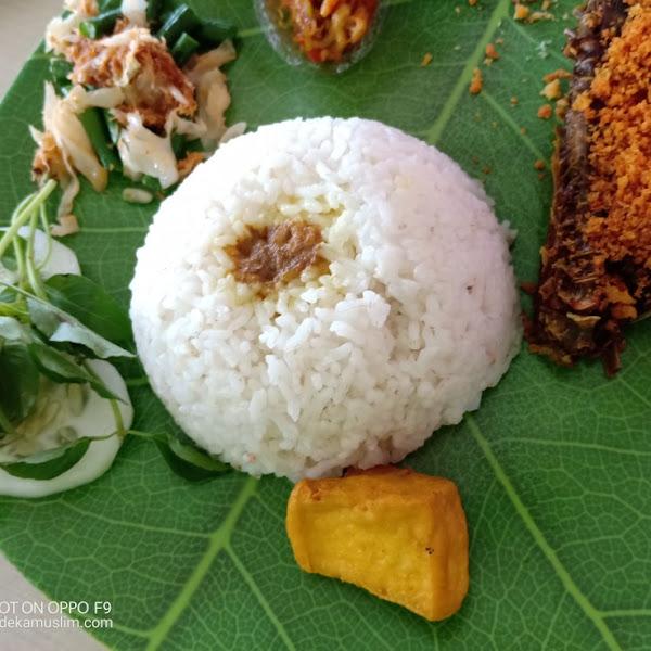 Hidangkan Nasi yang Sehat Bersama Rice Cooker Cosmos Harmond CRJ-6601 dan Sarana Penyimpan Beras Cosmos 007-Pundi