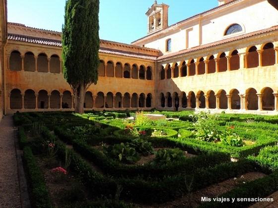 Claustro del monasterio de Santo Domingo de Silos, Burgos