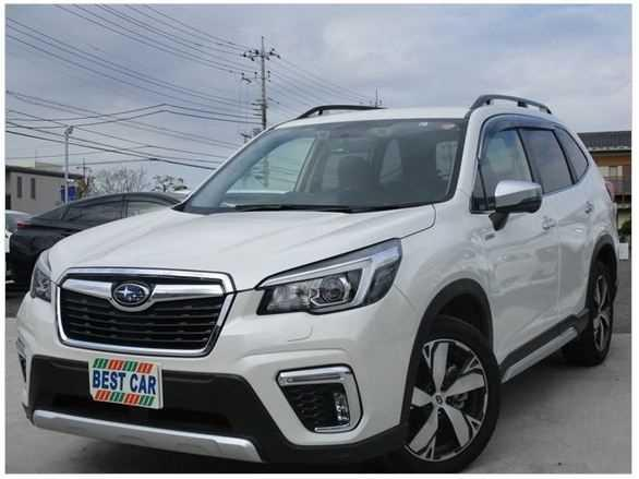 2019 Subaru Forester Advance 4WD Genuine Sale