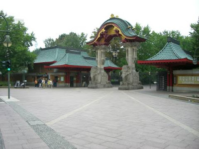 Parque zoologico de Berlin