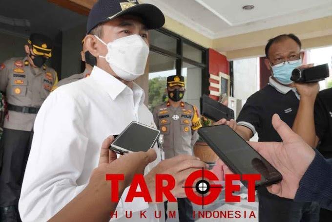 Pimpin Apel Gelar Pasukan Ops Ketupat Candi 2021, Bupati Singgung Soal Penanganan Pemudik