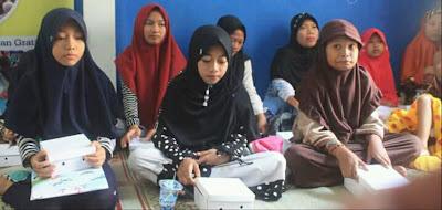 Sayang Anak Yatim dalam islam