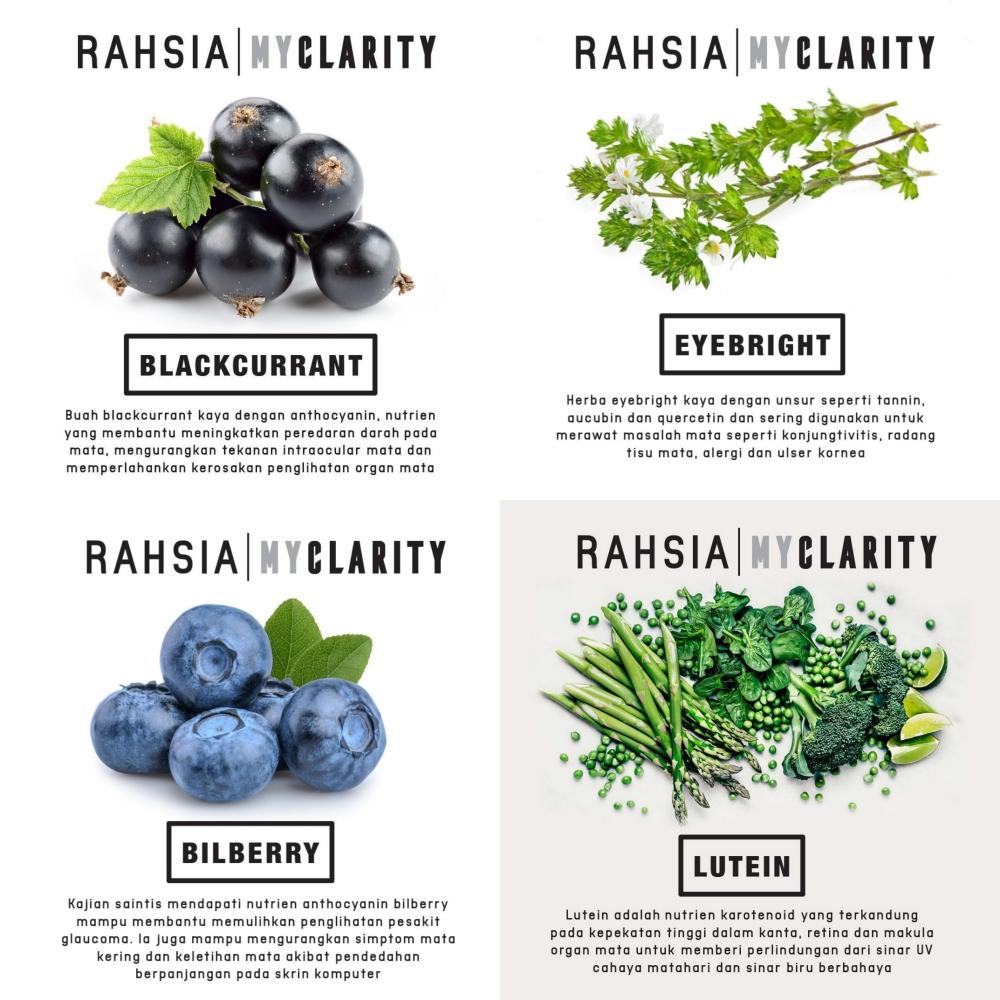 MyClarity HQ, MyClarity, MyClarity Eye Health, MyClarity Sihat Mata, Rawlins Lifestyle, Health by Rawlins, Rawlins GLAM