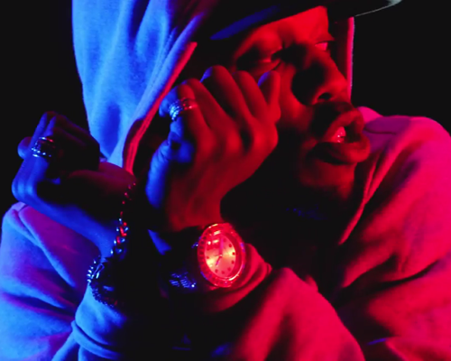 Vídeo - Curren$y – Rhymes Like Weight