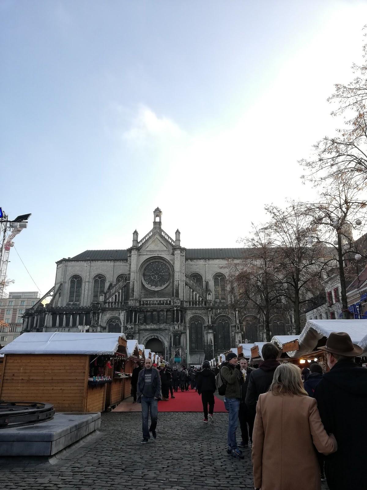 bruxelas mercado de natal