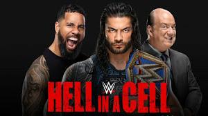 Ver Repetición Wwe Hell In A Cell 2020 En Español - Ingles Full Show