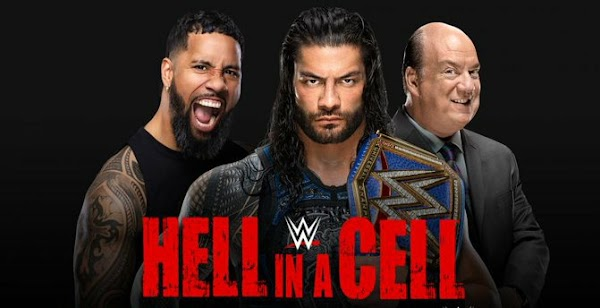 Ver Repetición Wwe Hell In A Cell 2020 En Español - Ingles Full Show