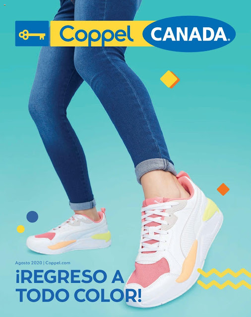 Catalogo Coppel mexico Agosto 2020