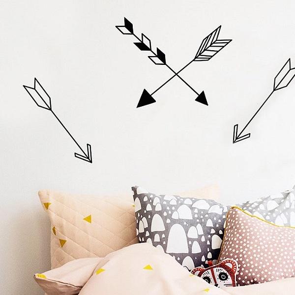 tape art decoração casa