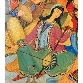 Musique, cecle soufi, femme, jpeg