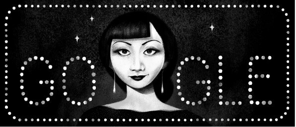 Celebrating Anna May Wong !!