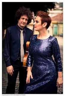 Mafalda Minnozzi com o show eMPathia Jazz Duo Dia 18 de março no Otto Music Hall