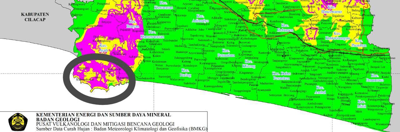 Tsunami Selat Sunda, Dapatkah Terjadi di Kebumen