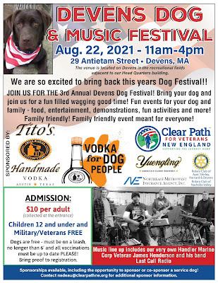 Dogfest & Music Festival - August 22