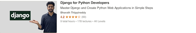 Django for Python Developers