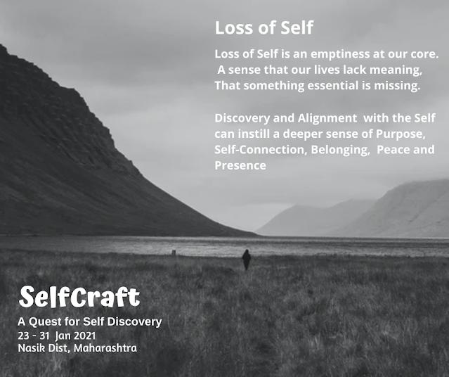 selfcraft loss of self