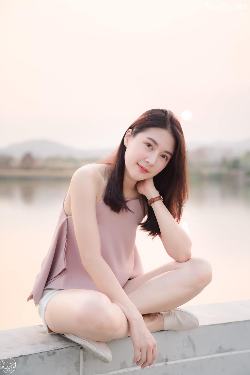 Image Thailand Model - Namlom Homhuan - Sweet Pink - TruePic.net - Picture-6