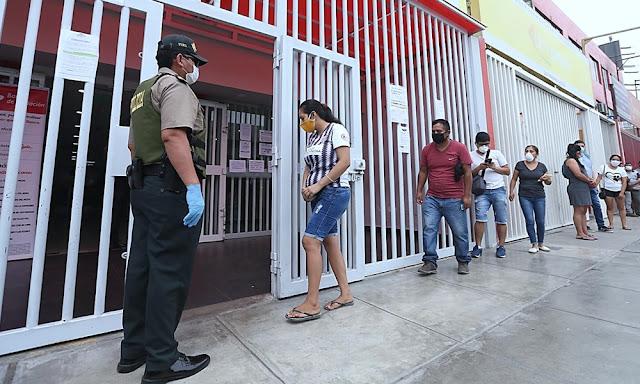 Perú inyecta 13,640 millones de soles para mitigar crisis del coronavirus