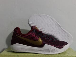 Nike Kobe Mamba Instinct Red Gold
