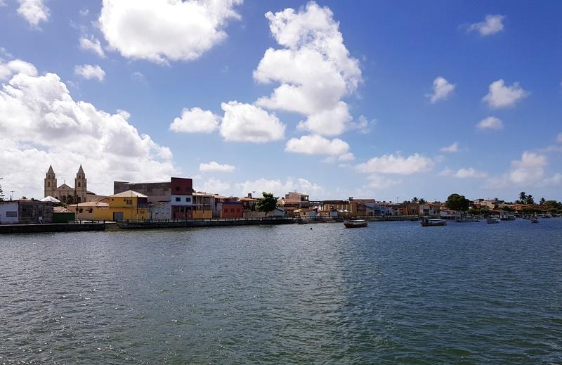 Foz do Rio São Francisco, Piaçabuçu - Alagoas