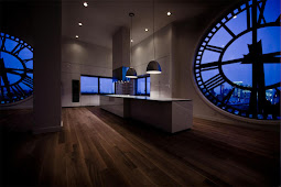 New Abode Ideas- An Extravagant Blueprint Of Clock Tower Penthouse