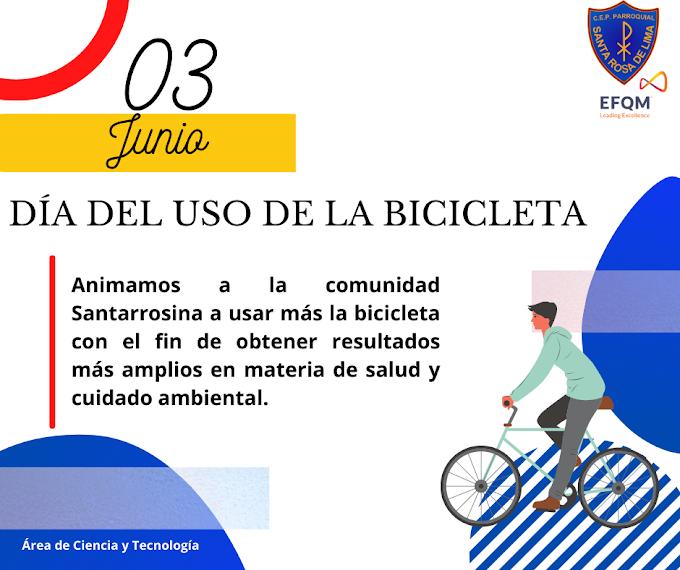 Día del uso de la bicicleta