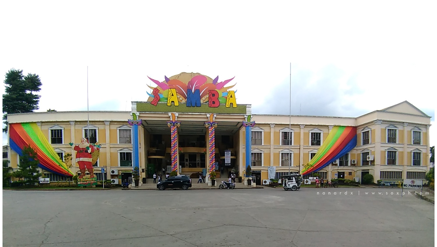 Kidapawan City aims for Guinness record for largest Samba dance