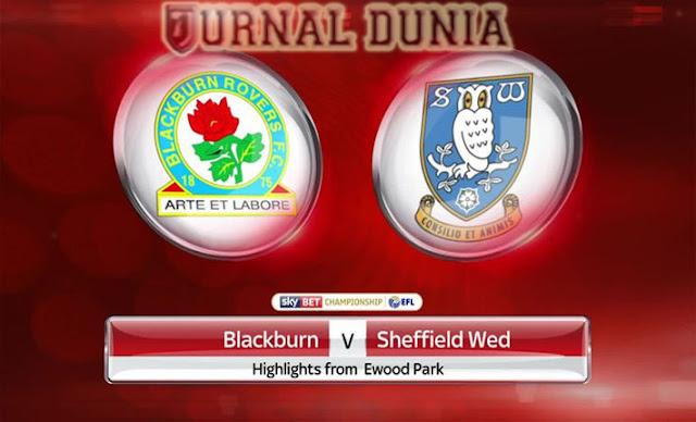 Prediksi Blackburn vs Sheffield Wed, Sabtu 26 Desember 2020 Pukul 22.00 WIB