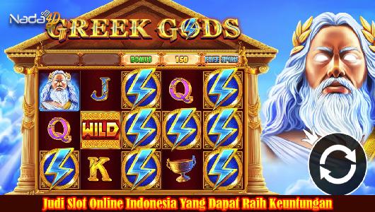 Judi Slot Online Indonesia Yang Dapat Raih Keuntungan