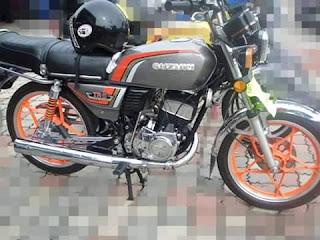 Suzuki TRS
