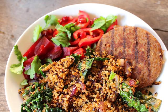Garden Gourmet vegetarische vegan burger