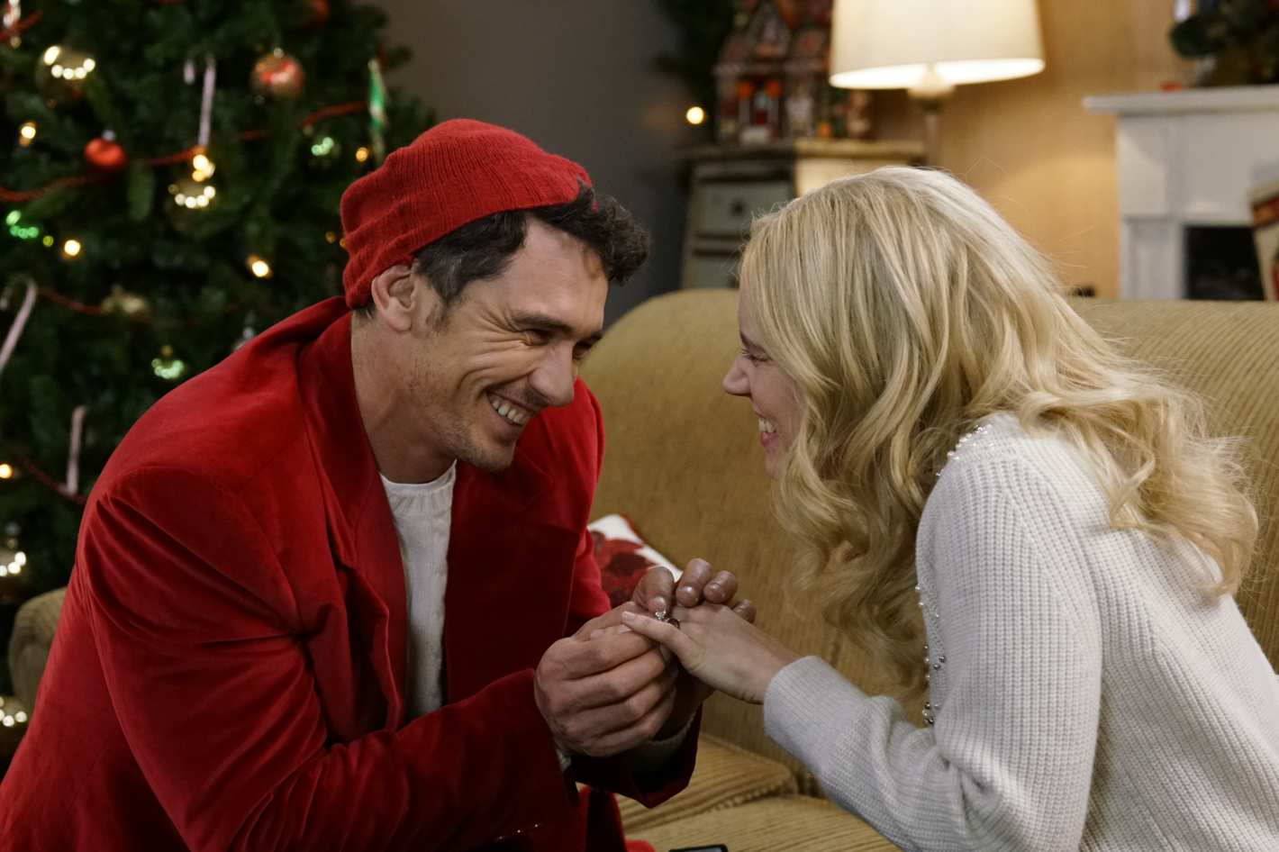 Best Christmas Ever Snl.The Best Christmas Movies Ever James Franco Snl