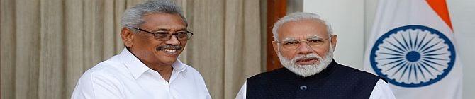 India, S Lanka Formalise Agreement On Line of Credit Worth USD 100 Million