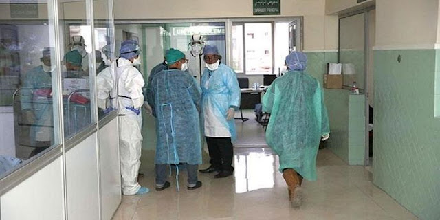 """وزارة الصحة تكشف عدد الحالات الحرجة لمصابي """"كورونا"""" بالمغرب"""