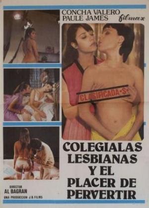 Colegialas lesbianas y el placer de pervertir (1983)