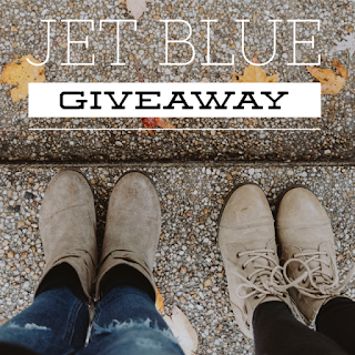 Enter the Jet Blue Giveaway. Ends 12/19. Open WW