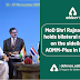 MoD Shri Rajnath Singh holds bilateral meetings on the sidelines of ADMM-Plus in Bangkok