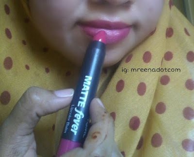 Lipstik Matte Fever, SilkyGirl